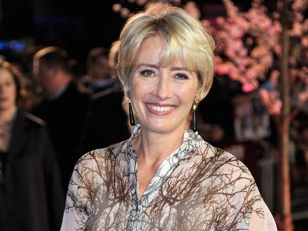 Emma Thompson Net Worth $50 million