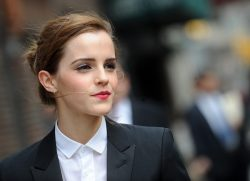 Emma Watson Net Worth $80 million