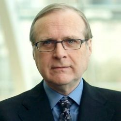 Paul Allen Net Worth $20.7 billion