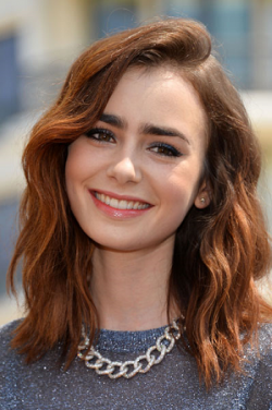 Lily Collins Net Worth $8 million