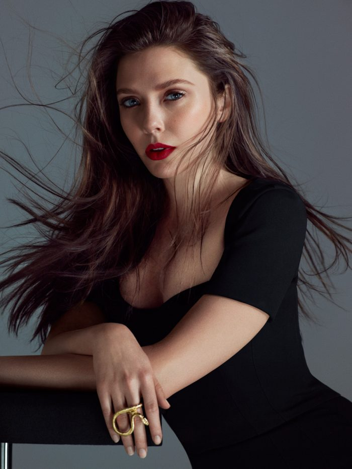 Elizabeth Olsen Net Worth $5 million