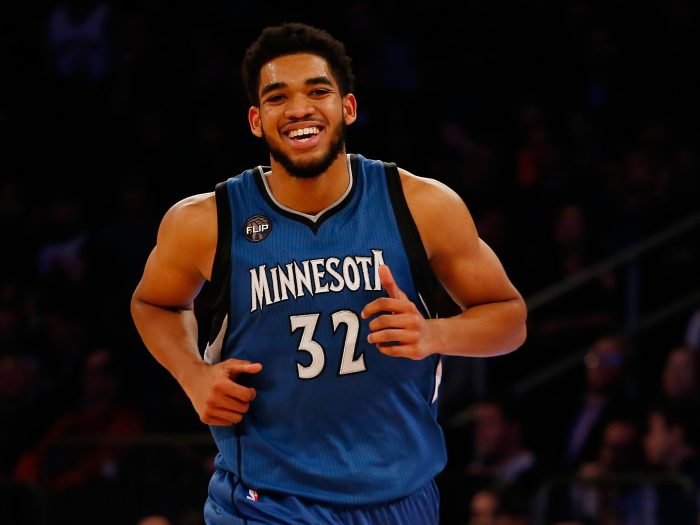 Karl-Anthony Towns Net Worth $6 million