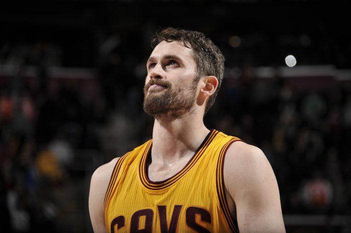 Kevin Love Net Worth $44 million