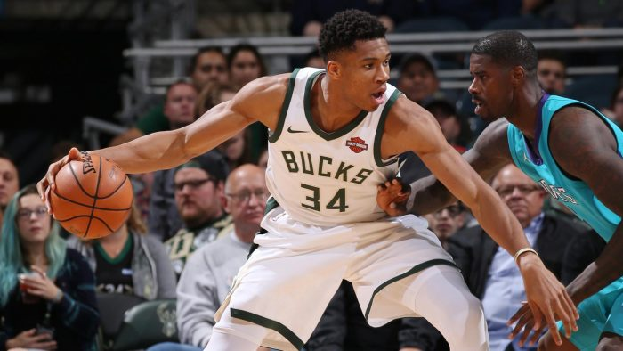 Giannis Antetokounmpo Net Worth $25 million