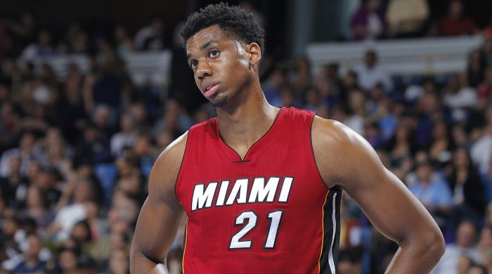 Hassan Whiteside Net Worth $28 million