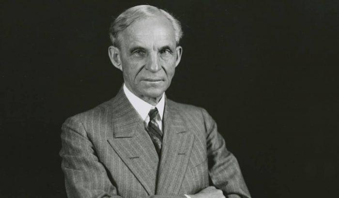 Henry Ford Net Worth $188.1 billion