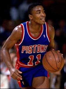 Isiah Thomas Net Worth $20 million