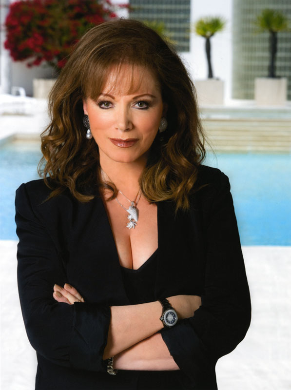 Jackie Collins Net Worth $180 million