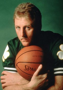 Larry Bird Net Worth $55 million