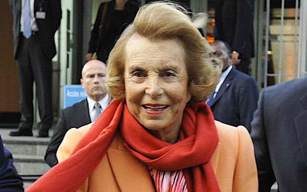 Liliane Bettencourt Net Worth $44.9 billion
