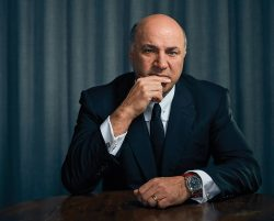 Kevin O' Leary Net Worth $400 Million