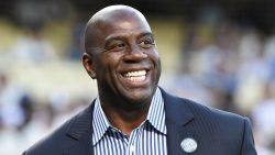 Magic Johnson Net Worth $600 million