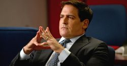 Mark Cuban Net Worth $3.3 billion