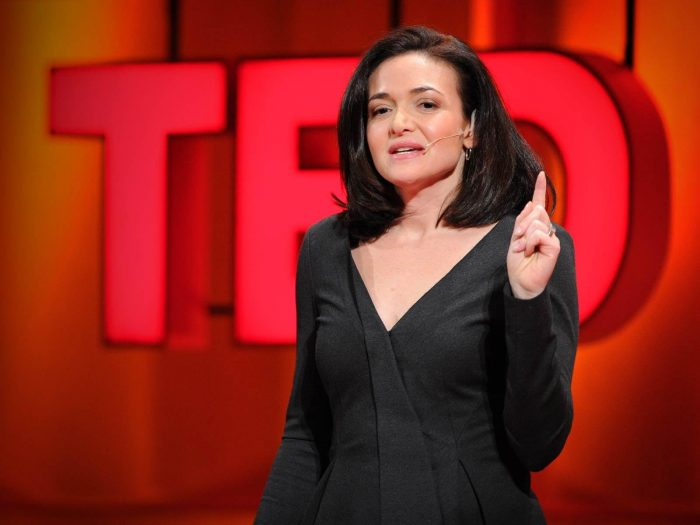 Sheryl Sandberg Net Worth $1.6 billion