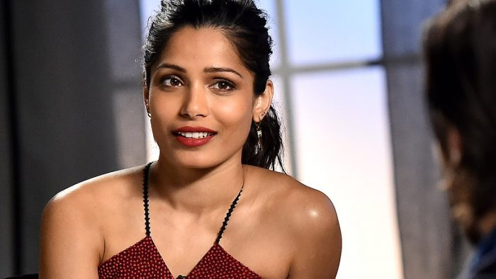 Freida Pinto Net Worth $15 million