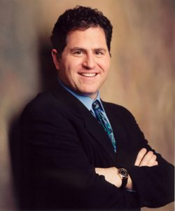 Michael Dell Net Worth $24.8 billion