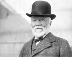 Andrew Carnegie Net Worth $309 billion