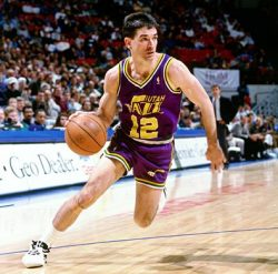John Stockton Net Worth $40 million