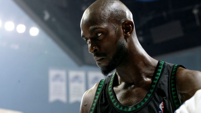 Kevin Garnett Net Worth $190 million