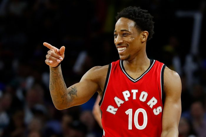 DeMar DeRozan Net Worth $8 million
