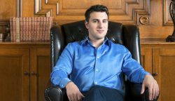Brian Chesky Net Worth $4 billion