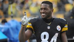 Antonio Brown Net Worth $16 Million