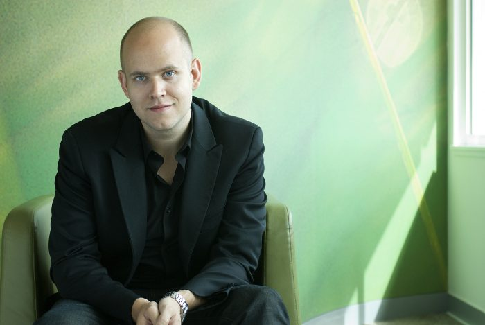 Daniel Ek Net Worth $2 billion