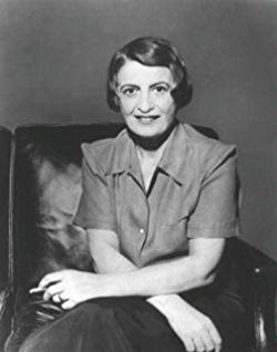 Ayn Rand Net Worth $500 thousand