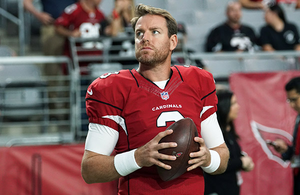 Carson Palmer Net Worth $60 million