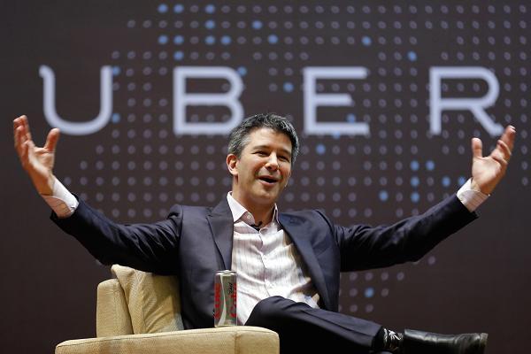 Travis Kalanick Net Worth $7 billion