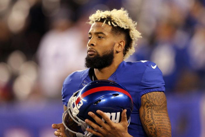 Odell Beckham Jr. Net Worth $8 million