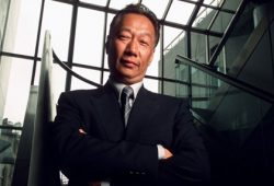 Terry Gou Net Worth $11 billion