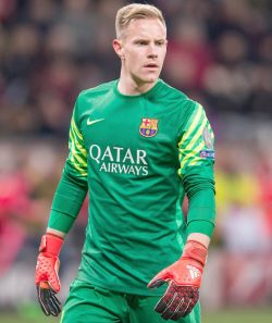 Marc-André ter Stegen Net Worth $15 million