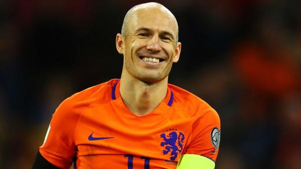 Arjen Robben Net Worth $80 million