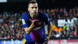 Jordi Alba Net Worth $16 million