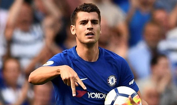 Álvaro Morata Net Worth $10 million