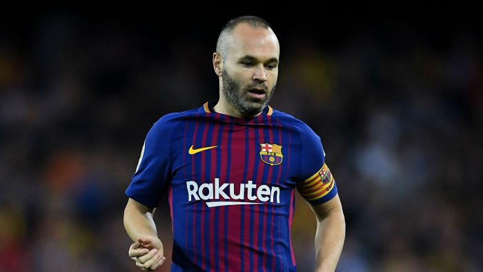 Andrés Iniesta Net Worth $90 million