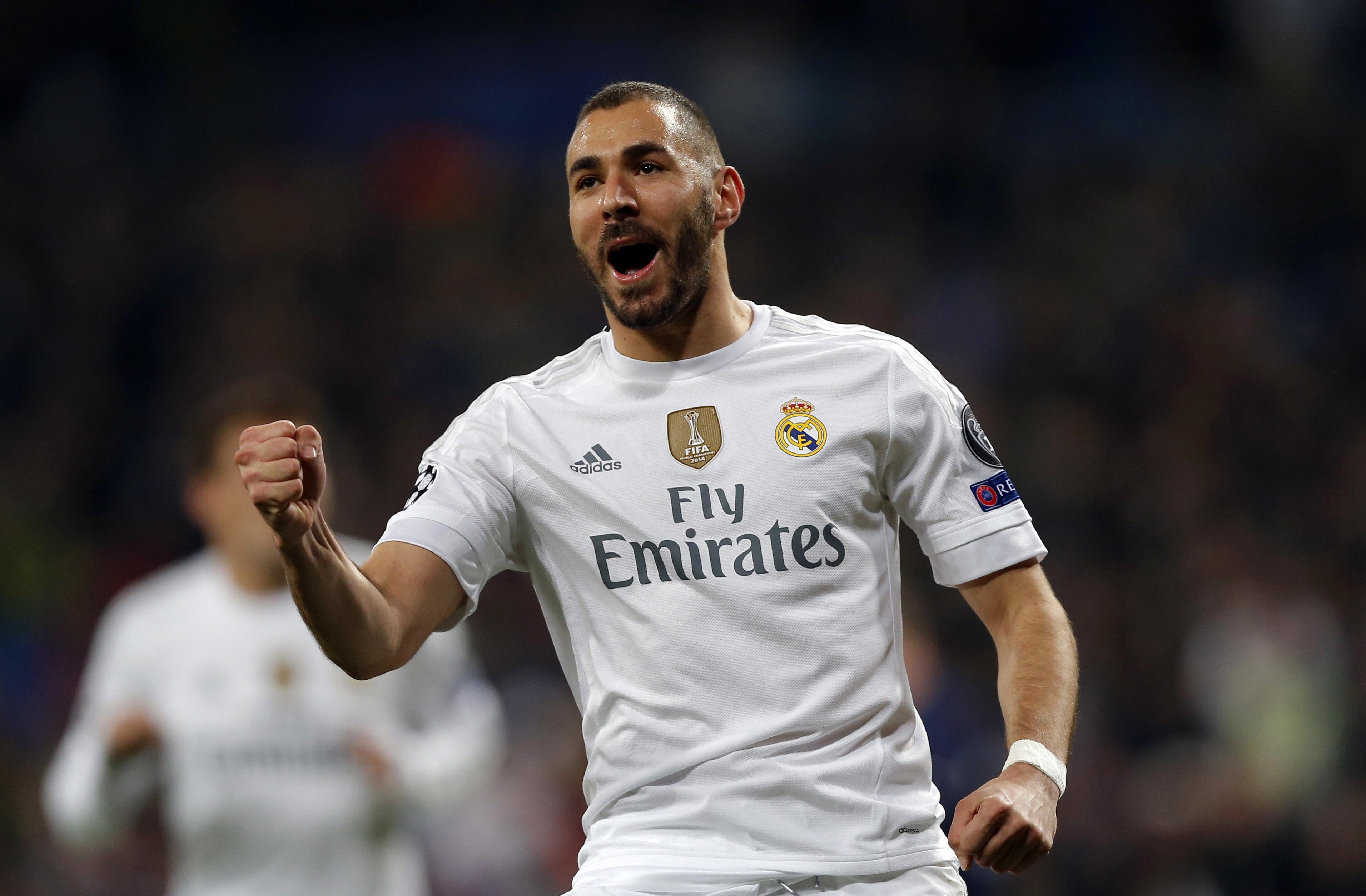 Karim Benzema Net Worth $40 million