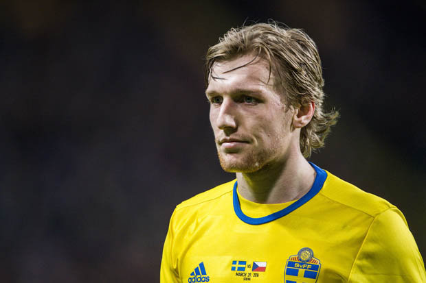 Emil Forsberg Net Worth $3 million