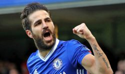 Cesc Fàbregas Net Worth $45 million