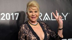 Ivana Trump Net Worth $60 million