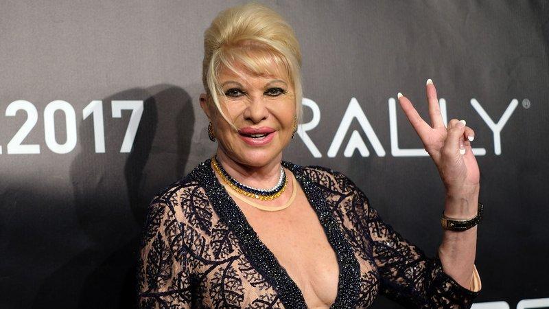 Ivana Trump Net Worth $60 million