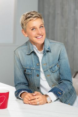 Ellen DeGeneres Net Worth $400 million