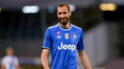 Giorgio Chiellini Net Worth $15 million