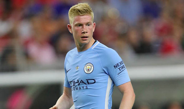Kevin De Bruyne Net Worth $30 million
