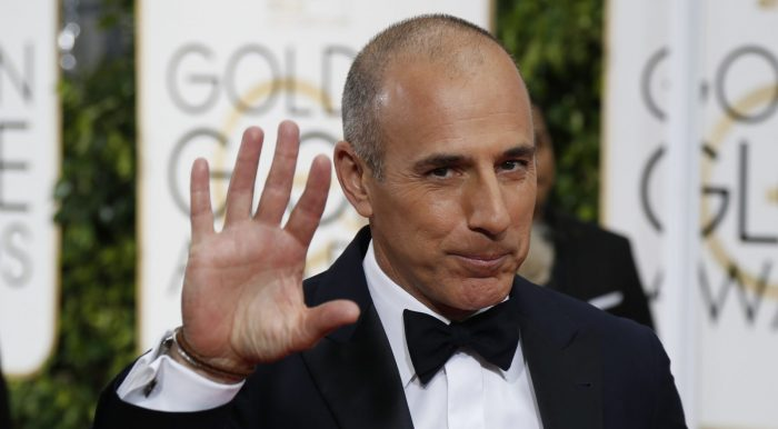Matt Lauer Net Worth $60 million