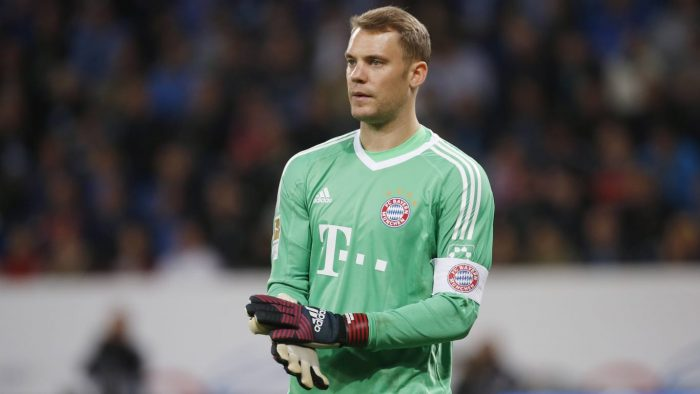 Manuel Neuer Net Worth $40 million