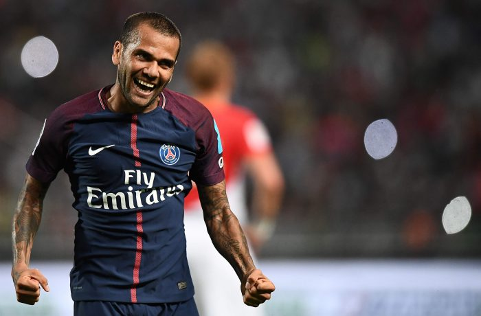 Dani Alves Net Worth $60 million
