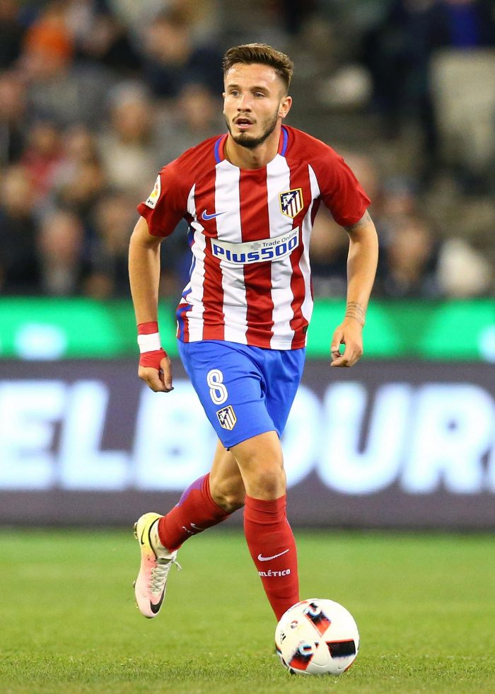 Saúl Ñíguez Net Worth $11 million