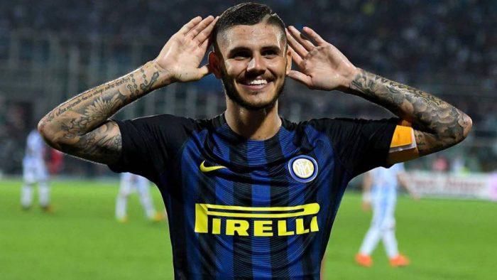 Mauro Icardi Net Worth $10 million